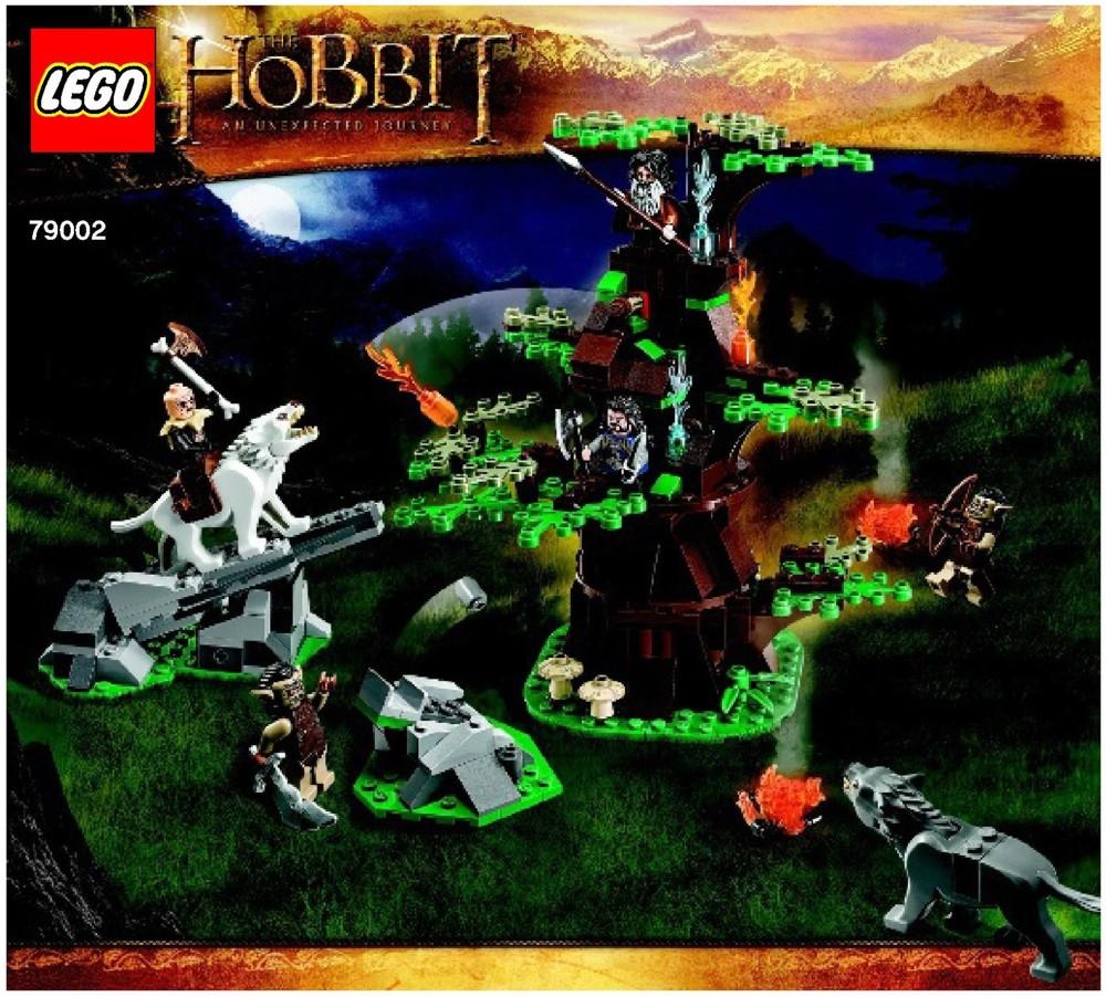 Lego hobbit instructions