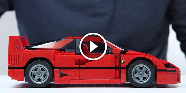Lego ferrari creator