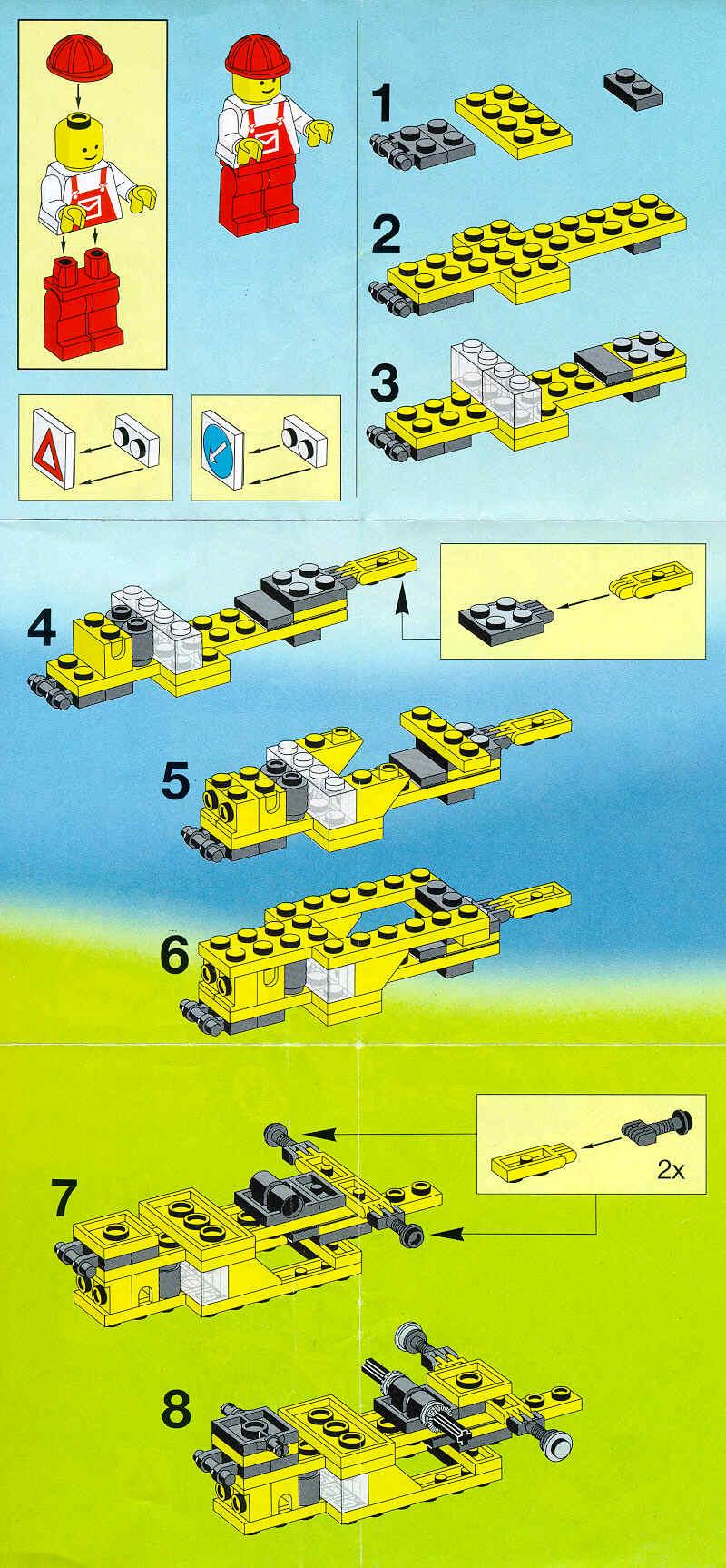Lego instructions pdf