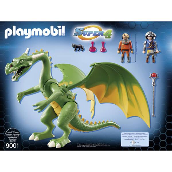 Playmobil dragon jeux