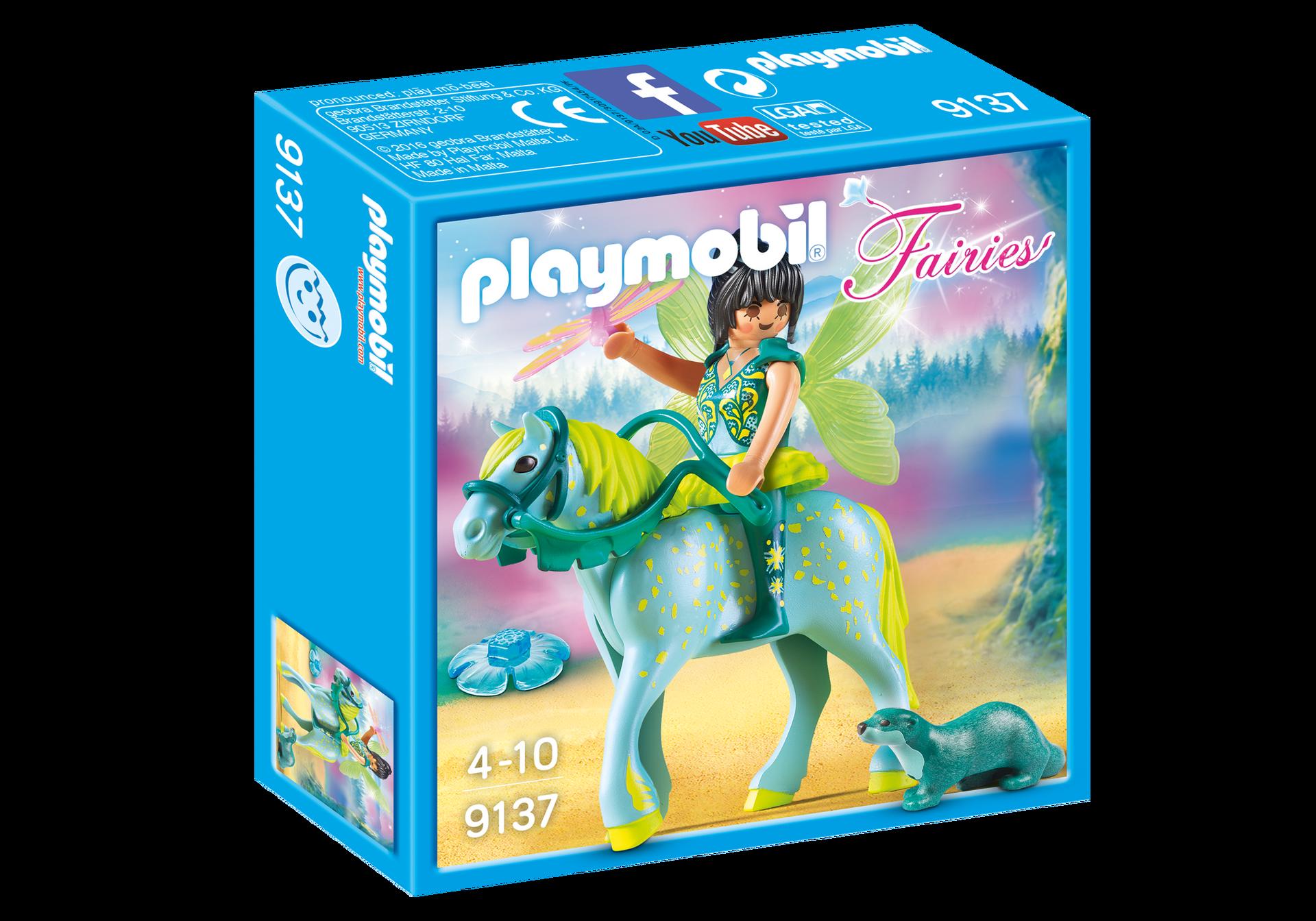 Aquarium playmobil jouéclub