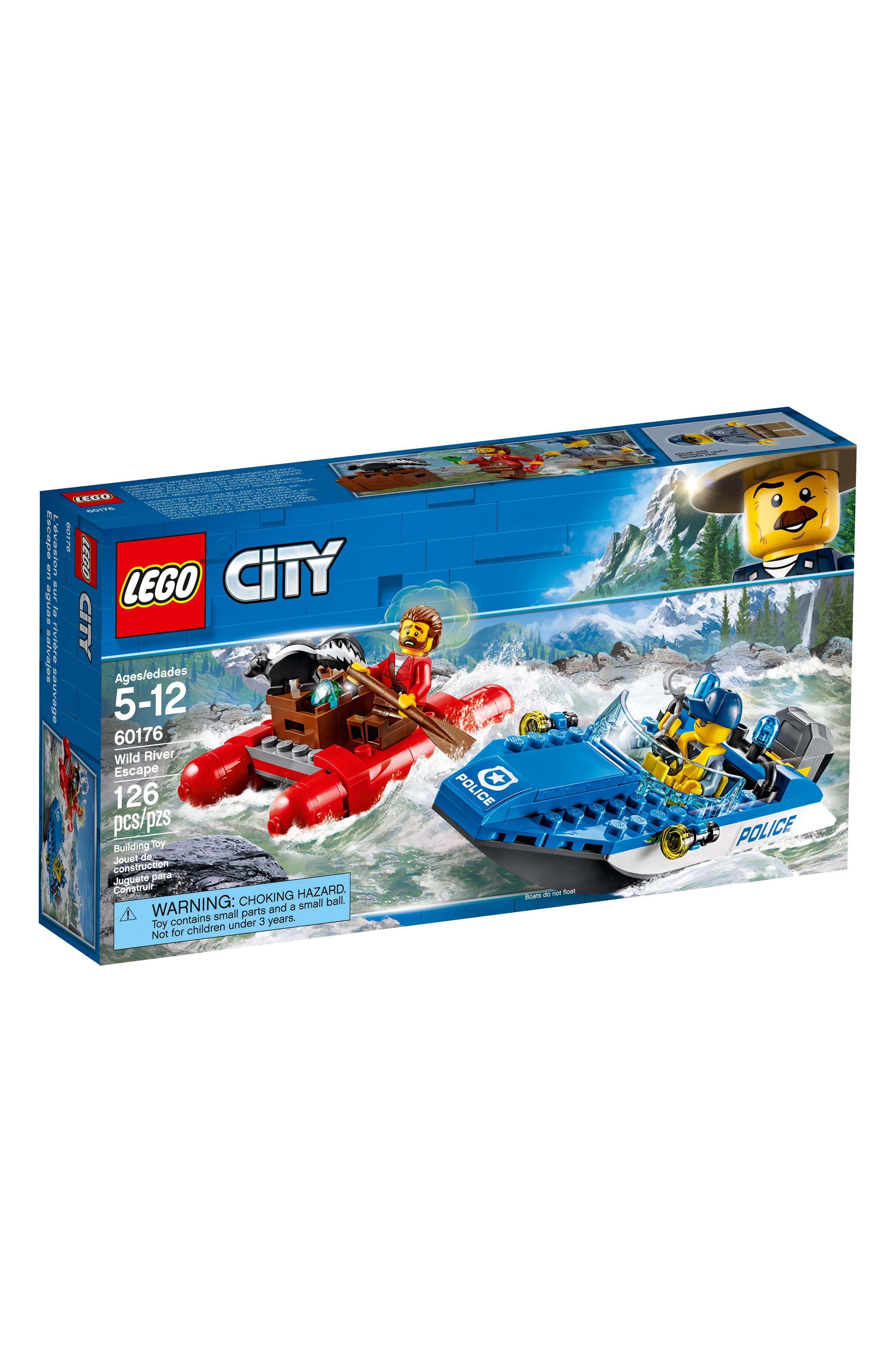 Lego junior jouet club