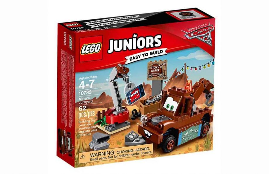 Lego junior cars uk