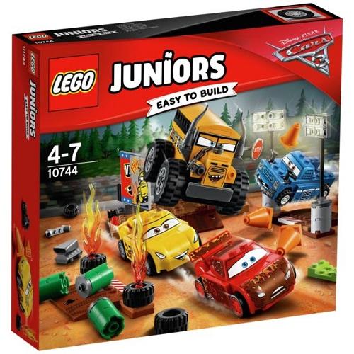 Lego junior cars 10744