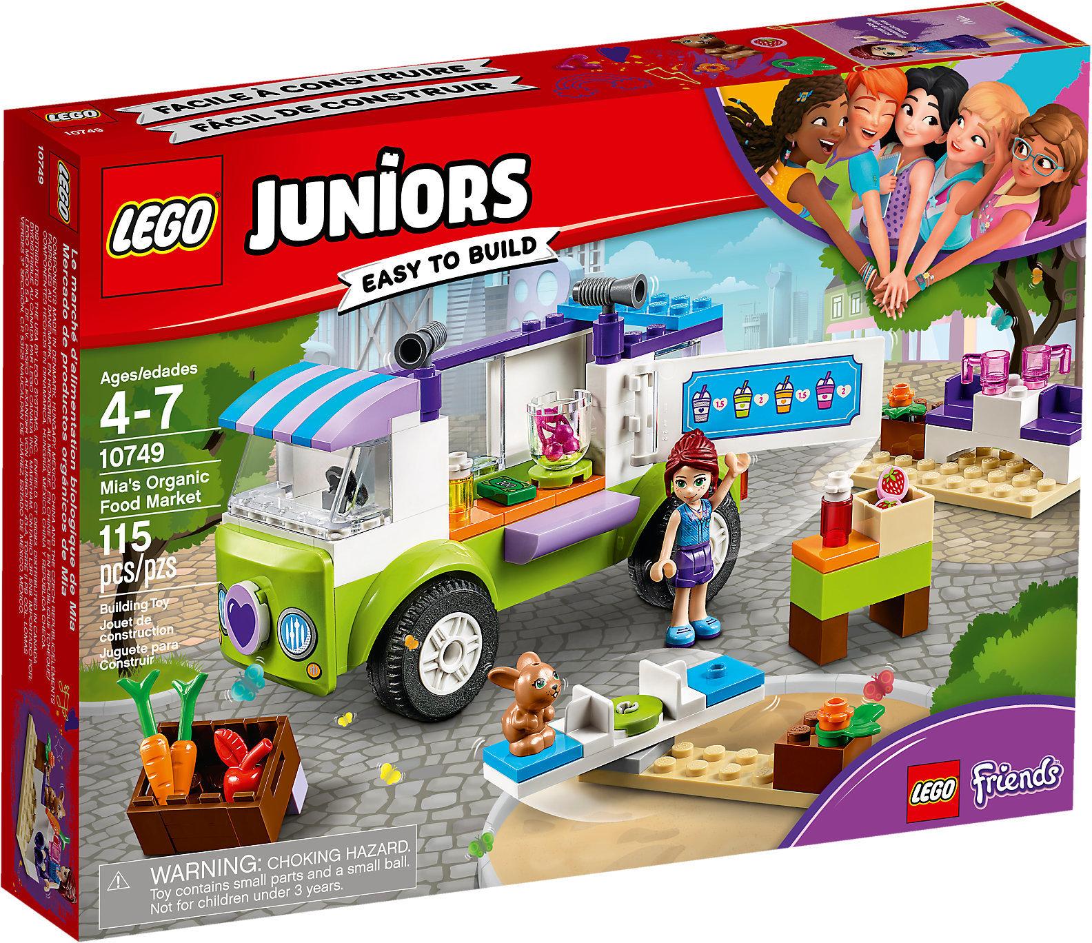 Lego junior usa
