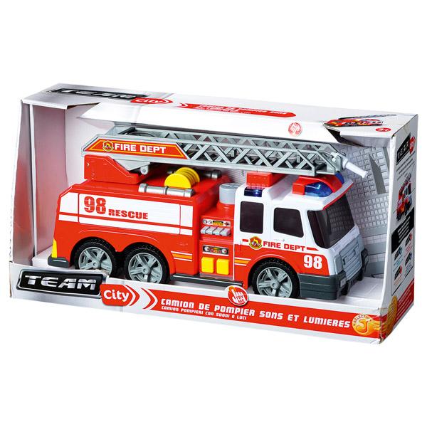 Camion playmobil pompier jouet club