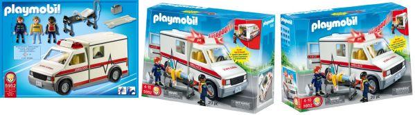 Playmobil ambulance price