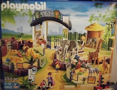 Playmobil zoo 4850 neu