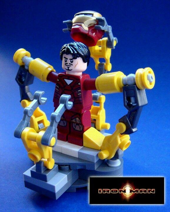 Lego iron man ideas