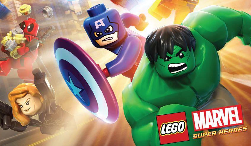 Lego iron man gra