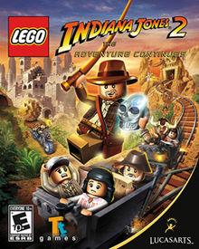 Lego indiana jones video game characters