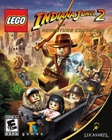 Lego indiana jones 2 kingdom of the crystal skull