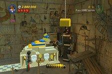 Lego indiana jones 2 map room mystery