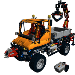 Lego unimog instruction