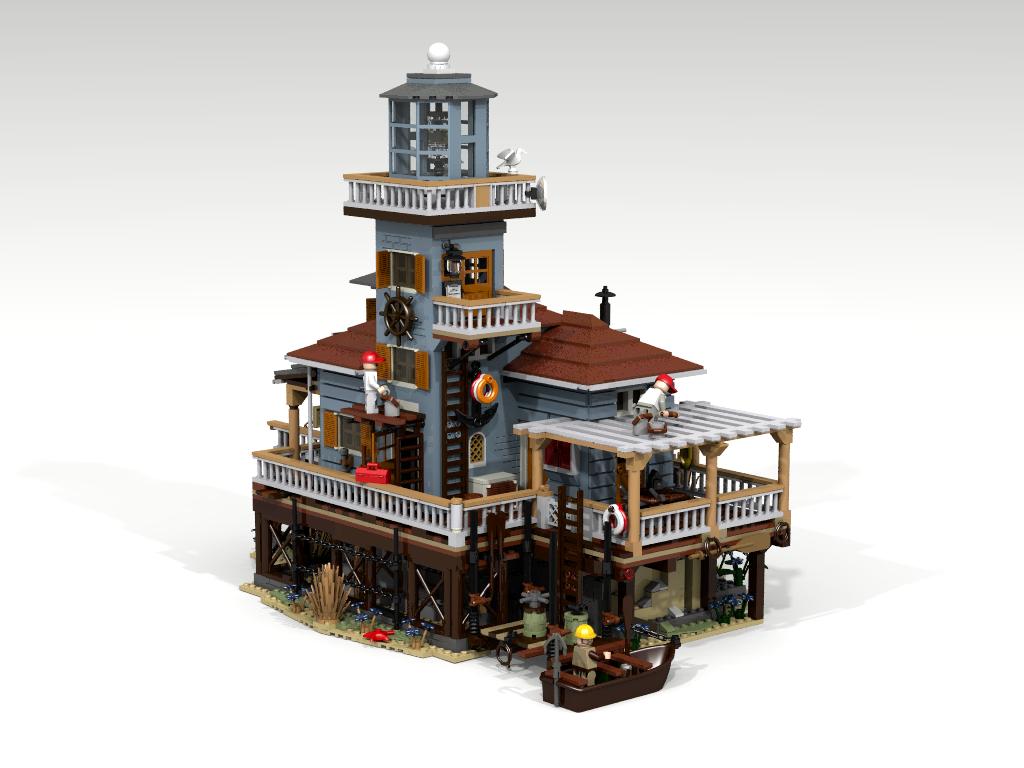 Lego ideas lighthouse