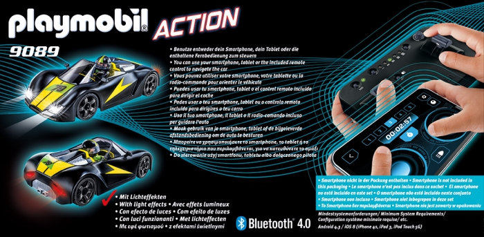 Playmobil action 9089
