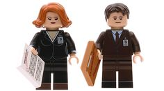 Lego ideas x files