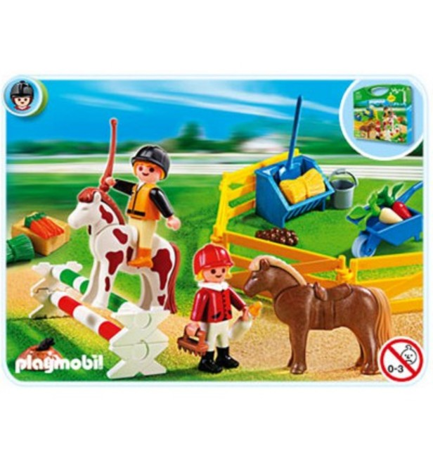 Playmobil officiel