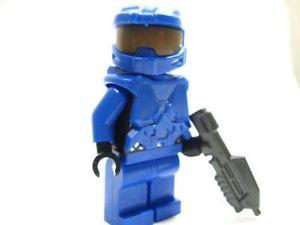 Lego halo blue