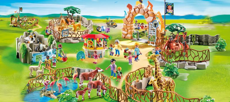Life Playmobil City Playmobil Zoo Playmobil City City Zoo Le Le Life bfgy67Y