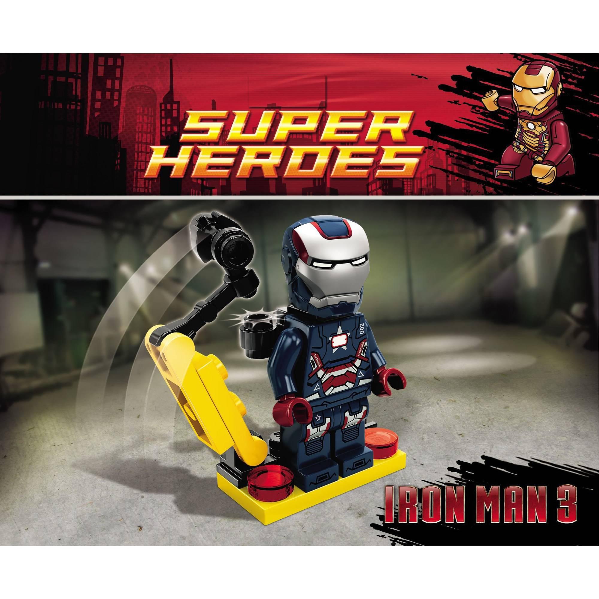 Lego iron man 3 costo