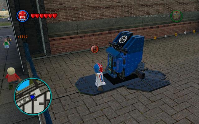 Lego marvel superheroes ghost rider cheat