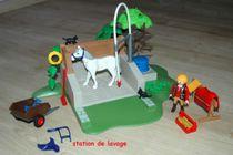 Chevaux playmobil leboncoin