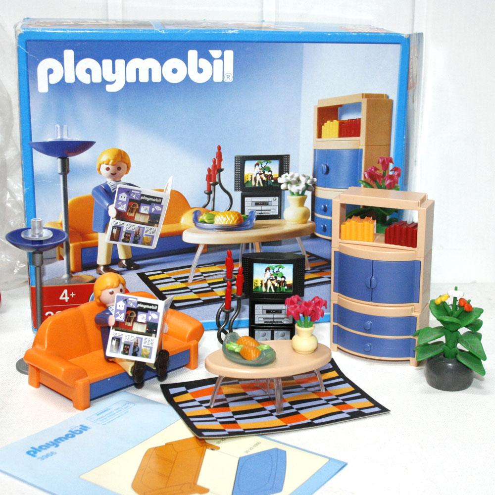 Playmobil maison moderne boite - zagafrica.fr