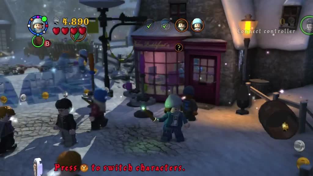 Lego harry potter ps4 demo