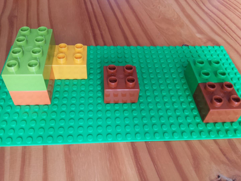 Lego junior vs duplo