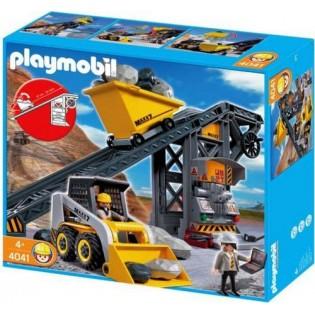 Playmobil city action graafmachine