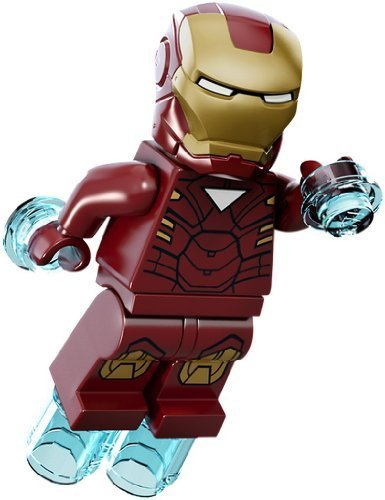 Images of lego iron man
