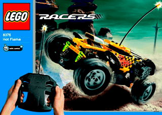 Lego racer flash game
