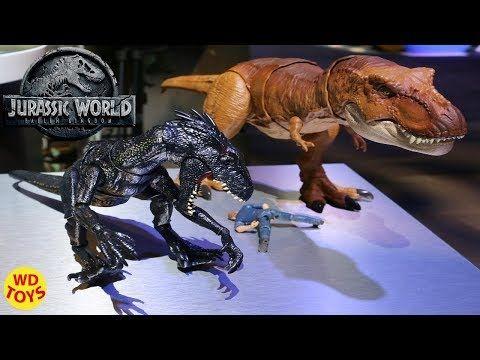 Lego jurassic world indoraptor figure