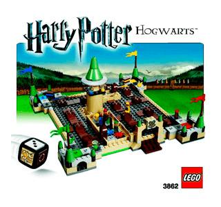 Lego games harry potter hogwarts (3862)