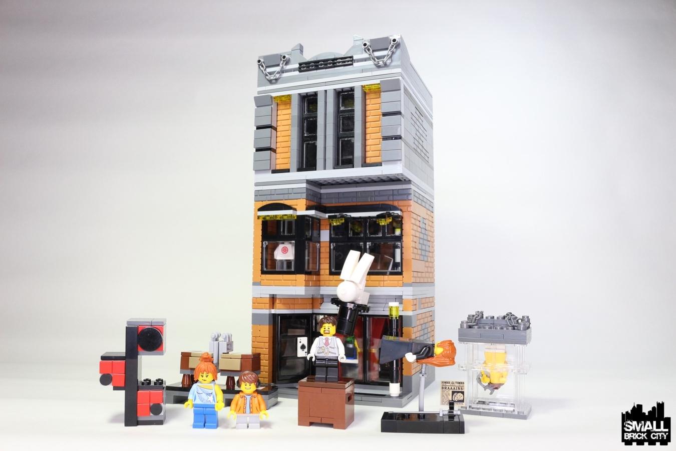 Lego ideas history