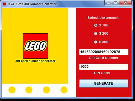 Lego id card holder