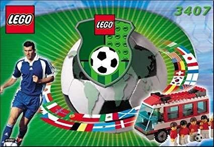 Lego.com football games