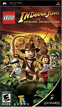 Lego indiana jones 2 iso psp