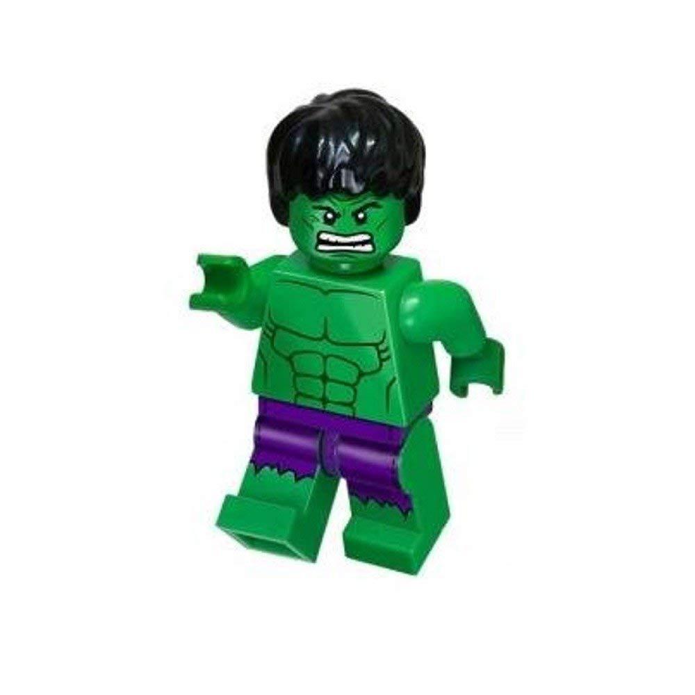 Lego hulk minifigure amazon