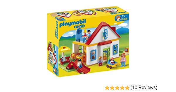 Playmobil 123 house 6768