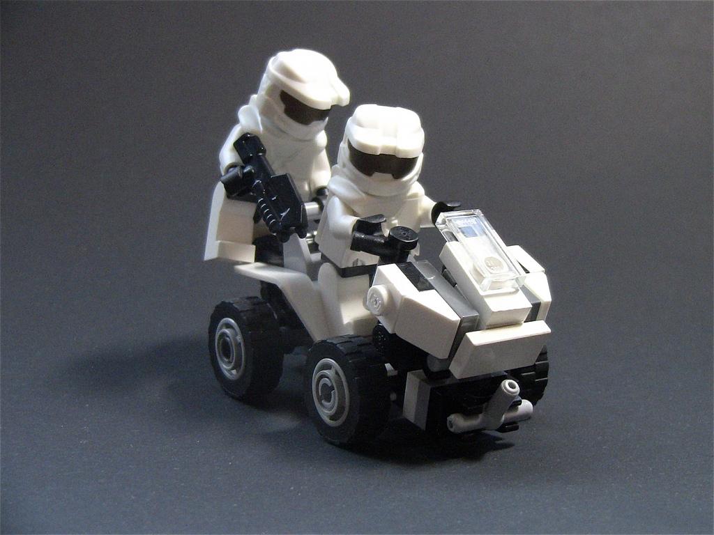 Lego halo mongoose instructions