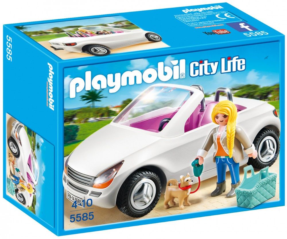 Voiture playmobil pas cher