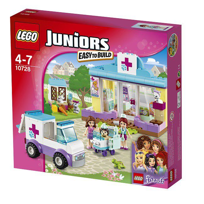 Lego junior vet clinic
