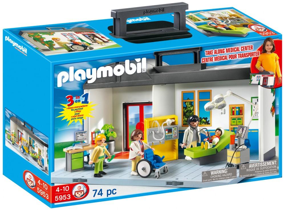 Playmobil hopital fnac