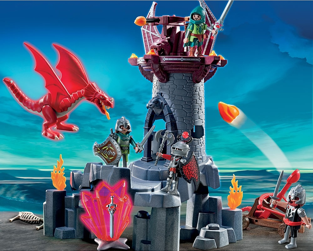Playmobil univers dragon