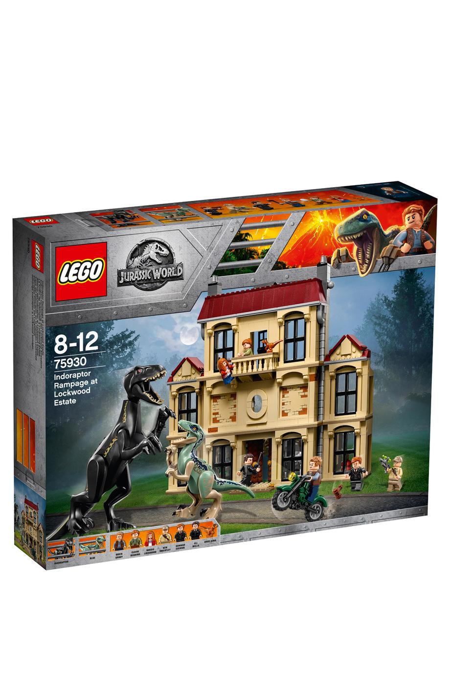 Lego indoraptor only