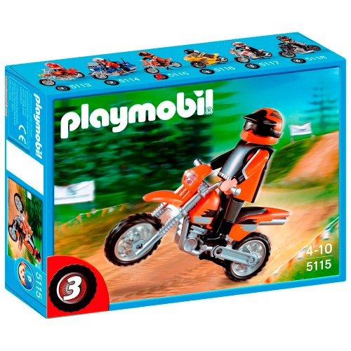 Playmobil city action maxi toys