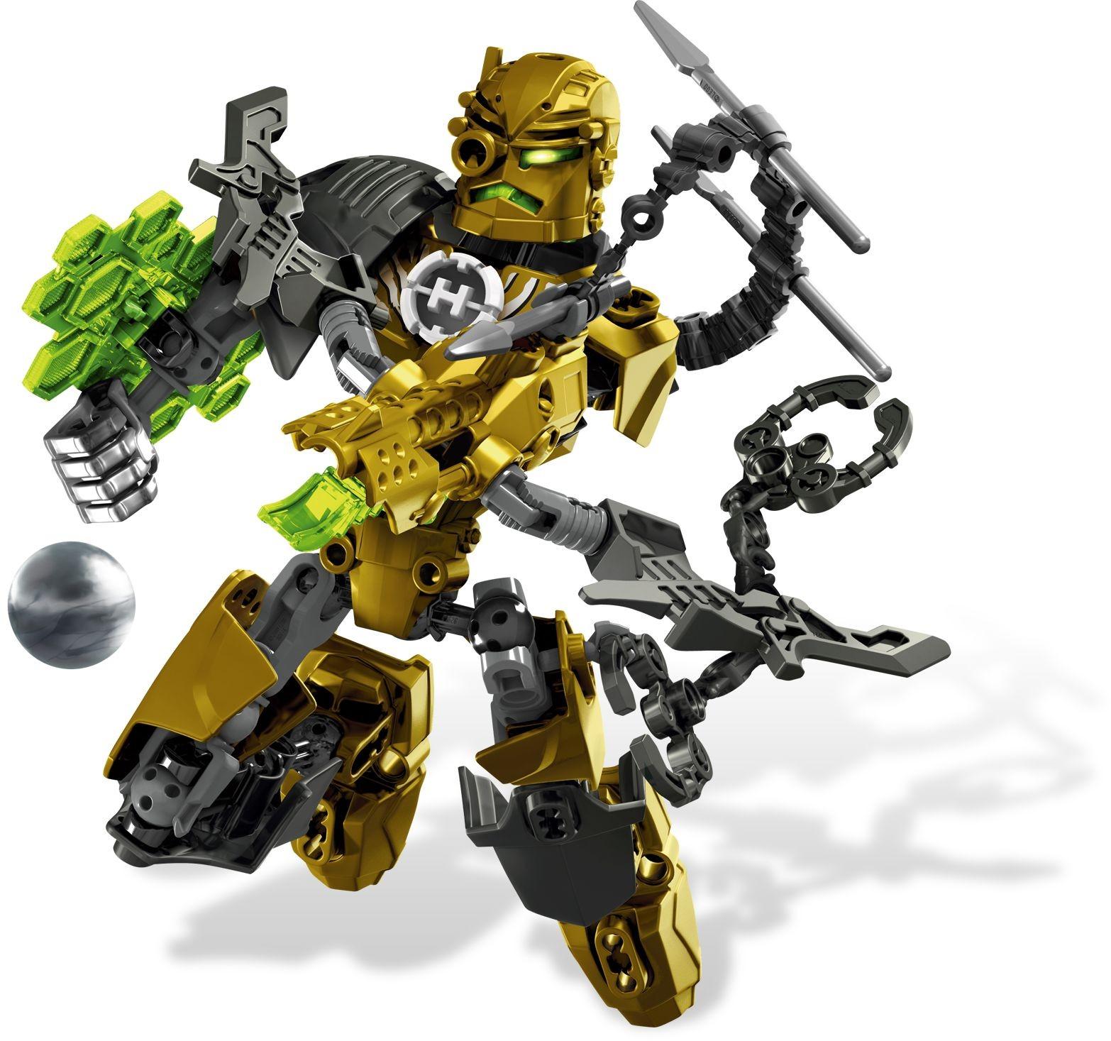 Lego hero factory characters