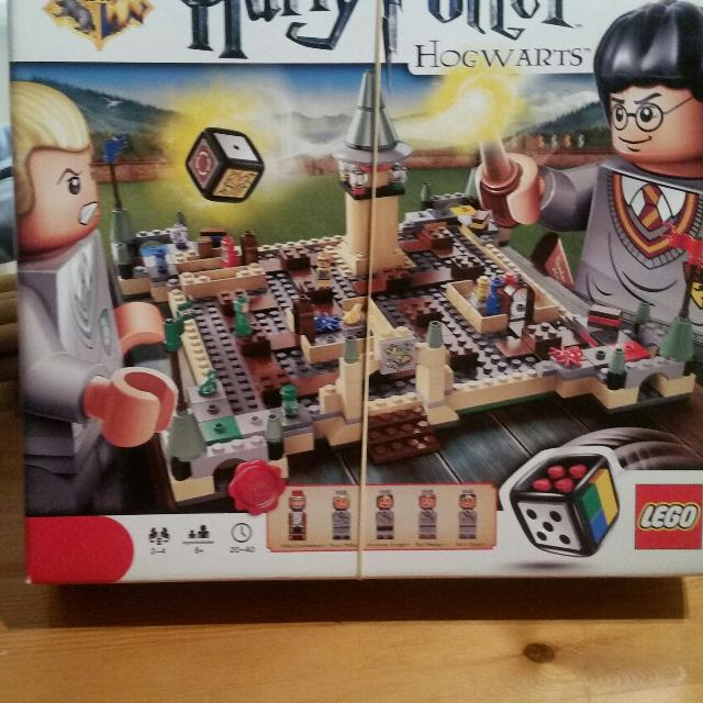 Lego hogwarts board game